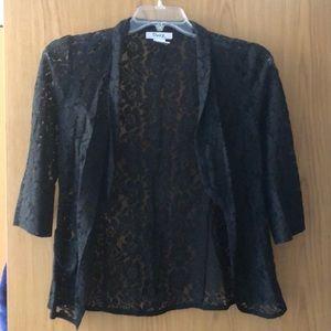 Women's lace blazer